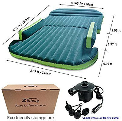 Auto Geschenke Zoiibuy Auto Suv Luftmatratze Doppelbett