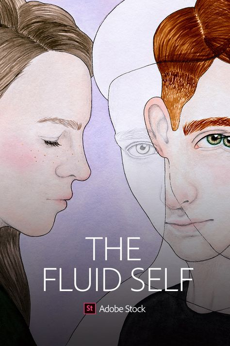The Fluid Self: Visualizing New Identities