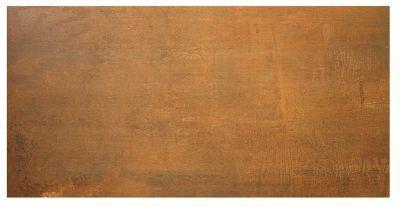 Steel Corten Copper Act Ret Porcelain Floor Tile 20 X 41 In