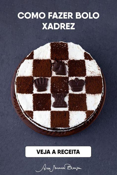 Uma maneira divertida e criativa de apresentar seus bolos.
