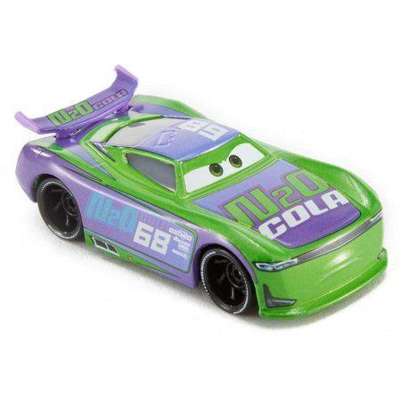 Disney Pixar Cars 3 Next Gen N2o Cola Die Cast Vehicle Walmart