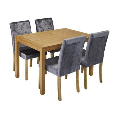 Chairs Dining Table Sets Wayfair Co Uk Kitchen Table Settings