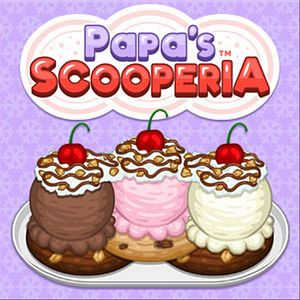 Papas Scooperia Friv Games Cooking Games Online Games For Kids Online Games
