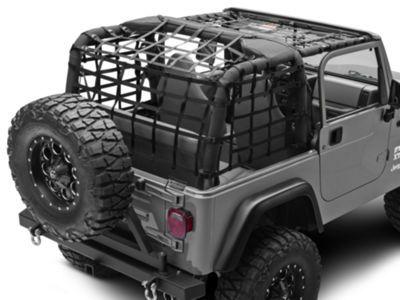 Smittybilt C Res Jeep Wrangler Jk Cargo Net Jeep Wrangler Jeep Wrangler Jk 4 Door Jeep Wrangler