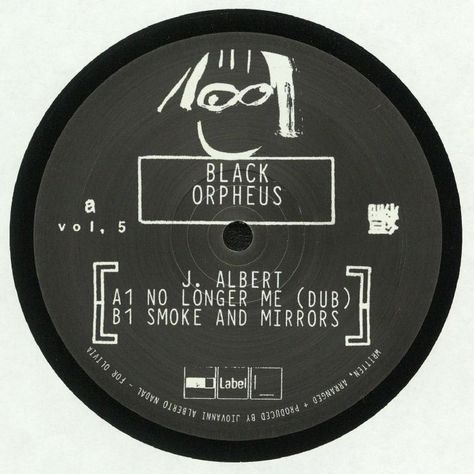 vinyl J Albert - No Longer Me (Black...