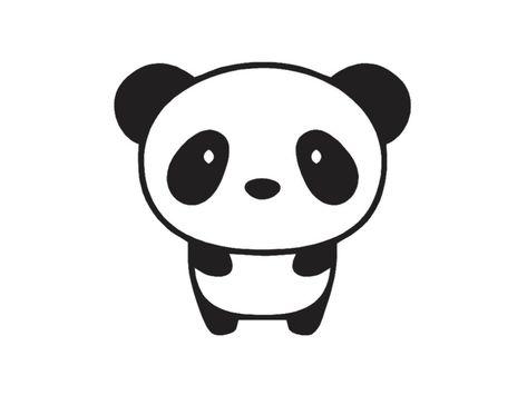 Dessin De Panda Facile dessins facile à faire - le guide pour les débutants du dessin