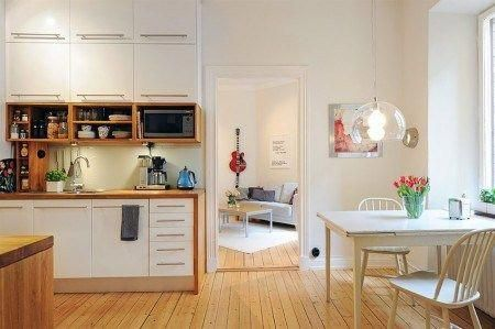 Muebles De Ikea Encimera Cocina De Madera Cocinas Nordicas Cocinas