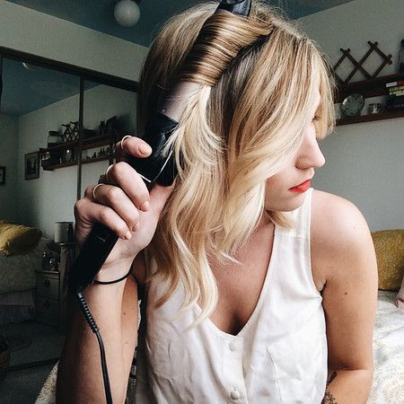 How to make loose curls- I still have trouble with this! - Daily New Fashions