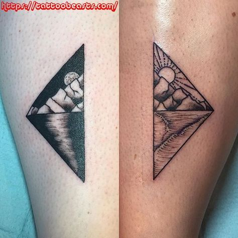 Sister Tattoos - 75 Picture Ideas