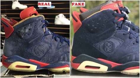 e7444d9ee96071 The Air Jordan 6 Doernbecher Might Be Making A Return Soon – Housakicks