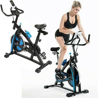 Ad Ebay Indoor Stationary Exercise Bike Fitness Cycling Bicycle