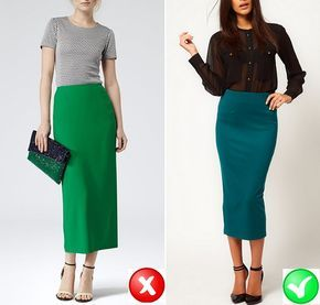 Fashion And Style Mistakes That Make You Look Older Alldaychic Style Mistakes Short Girl Fashion Stylish Short Dresses