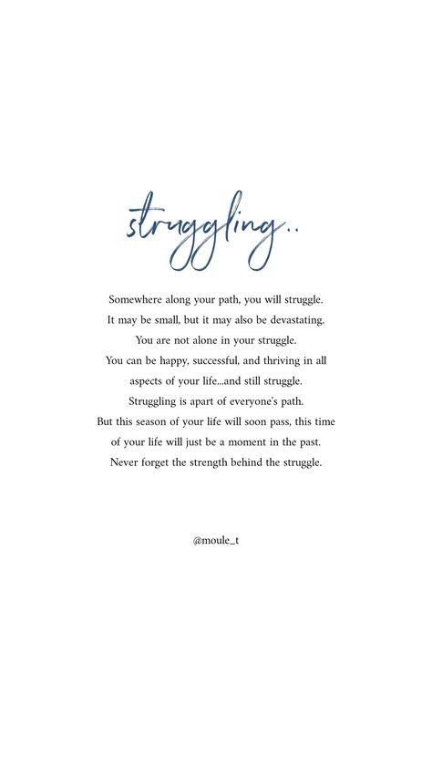 We all struggle in some way, but self care is the greatest act toward bringing us out of our darkest times. You are strong, you are capable, you are worthy. #quotes #selfcarequote #dailyquote #inspirationalquote