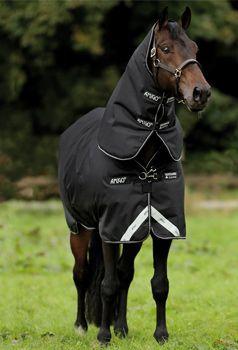 Horseware Rhino Wug Turnout Blanket Heavyweight 400g Fill High Neck