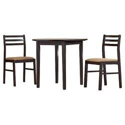 Bloomingdale 5 Piece Dining Set Reviews Joss Main Solid Wood Dining Set 3 Piece Dining Set Dining Room Sets