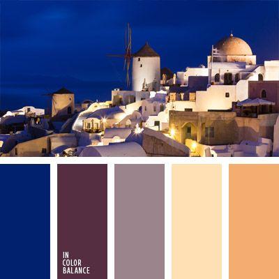 Color Palette No. 718