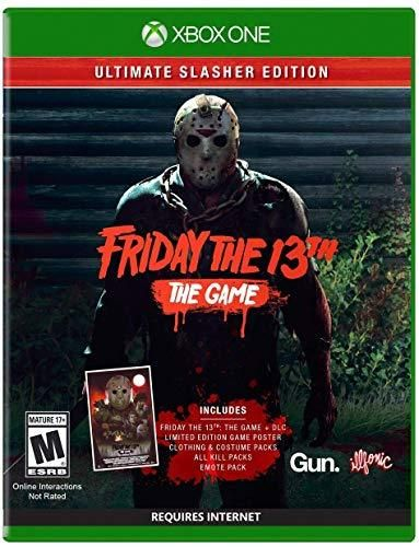 Friday The 13th: The Game Ultimate Slasher Edition - Xbox One - Default