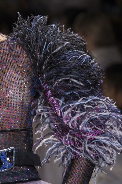 Armani Privé at Couture Fall 2017 - The Most Beautiful Details on the Fall '17 Couture Runway - Photos