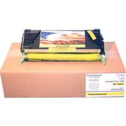 M A Global Cartridges C734a1yg Cma Lexmark C734a1yg Yellow Toner