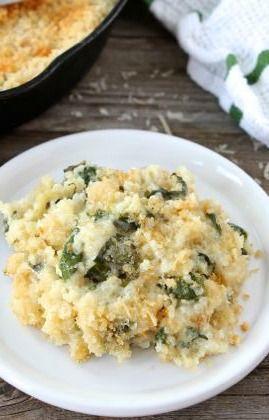 Quinoa Spinach Mac and Cheese Recipe