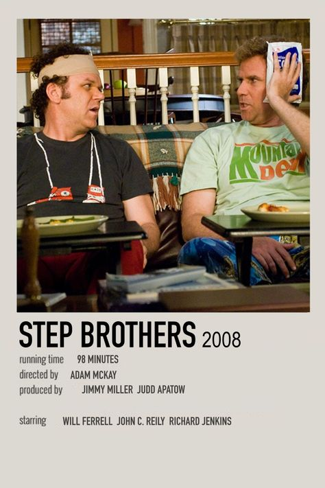 Step Brothers by Cass