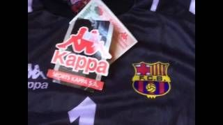 Classic Football Shirts - YouTube  30c3347b9