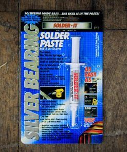 Easy weld Silver Bearing Solder Paste