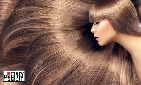 Mary Pauline Salon Timog Hair Treatments (Keratin, Brazilian