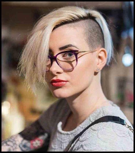 List Of Pinterest Kurzhaarfrisuren Damen Freche Grau Brille Pictures
