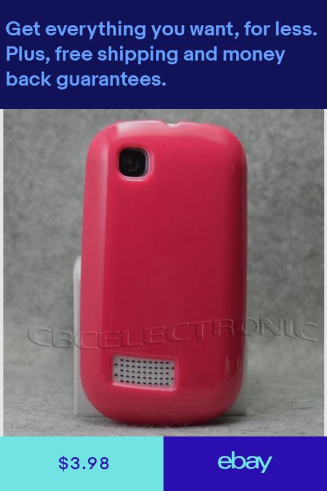promo code 7c712 fa0fc New Hot Pink Shiny Jelly Soft Rubber case back cover for Nokia Asha ...
