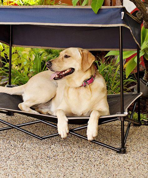 Portable Pet Shade Shelter Outdoor Dog