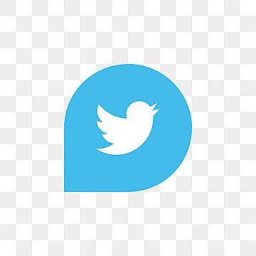 Twitter Social Media Icon Plantilla De Diseno Vectorial Diseno Icono Vector Png Y Vector Para Descargar Gratis Pngtree Social Media Icons Icon Design Twitter Logo