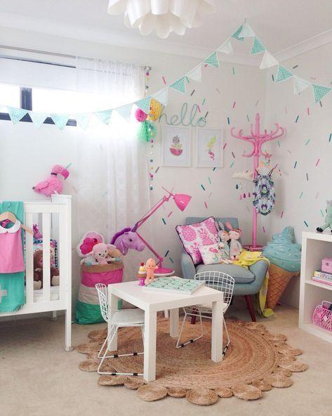 Kinderzimmer Fur Madchen Gestalten 20 Deko Ideen Zum Motto