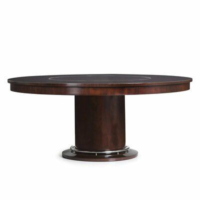 Ralph Lauren Home Brook Street Salon Solid Wood Dining Table