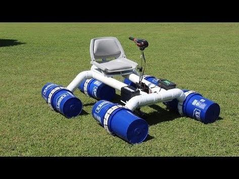 Homemade 5 gallon bucket race style fishing boat – Famous Last Words Bass Fishing Tips, Kayak Fishing, Fishing Boats, Fishing Games, Fishing Charters, Marlin Fishing, Fishing Reels, Fishing Tackle, Shimano Fishing