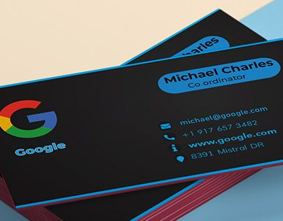Check Out New Work On My Behance Profile Business Card Template Google Docs Http Google Business Card Business Card Template Free Business Card Templates