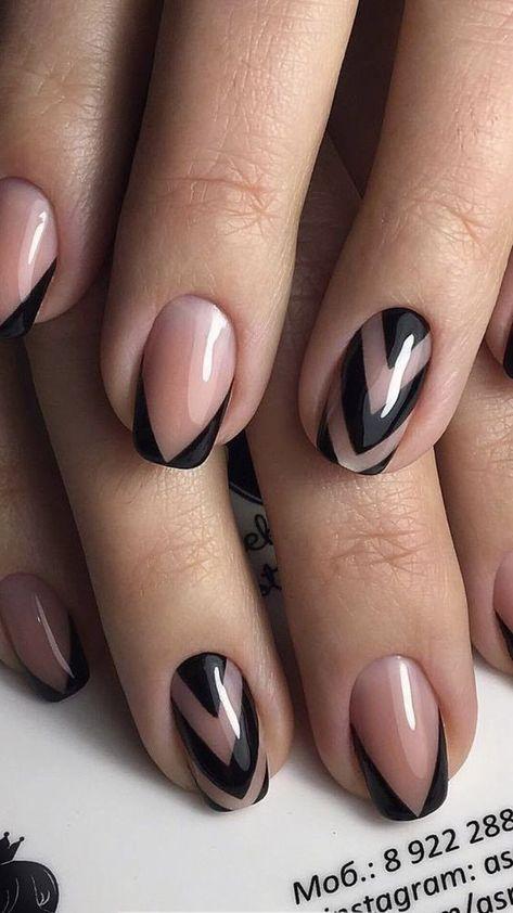 10 Pretty Trending Fall Nails That You Will Definitely Love - Bafbouf