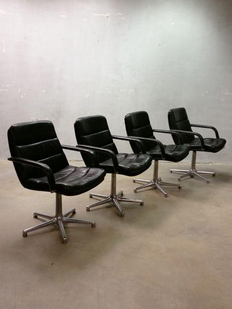 24 Design Stoelen.24 X Mid Century Design Artifort Channel Chair Geoffrey Harcourt