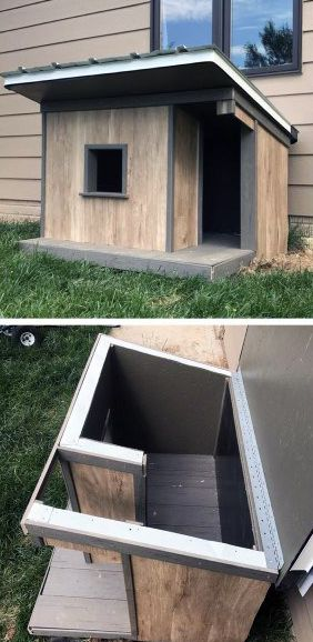 Top 60 Best Dog House Ideas Barkitecture Designs Insulated Dog
