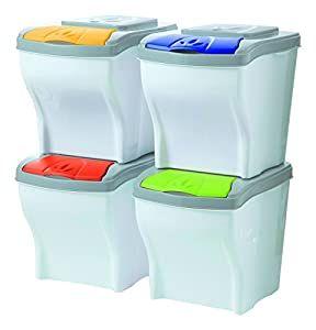 Mejores Cubos Plastico Ikea Para Comprar Online 2020 Cubo De Basura Cubos Reciclaje Cubo Basura Reciclaje