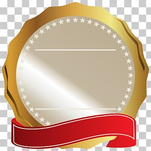 Redseal Logo Gold Seal With Red Ribbon Gray And Gold Logo Png Clipart Ribbon Png Frame Border Design Photo Logo Design