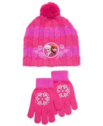Nike Girls  or Little Girls  Vintage Beanie   Gloves Set - Kids Girls 2-6X  - Macy s  c4a9bfb00152