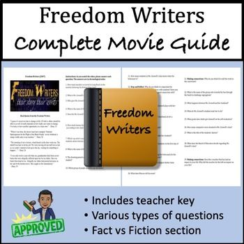 Freedom Writers 2007 Complete Movie Guide Freedom Writers Freedom Writers Movie Movie Guide