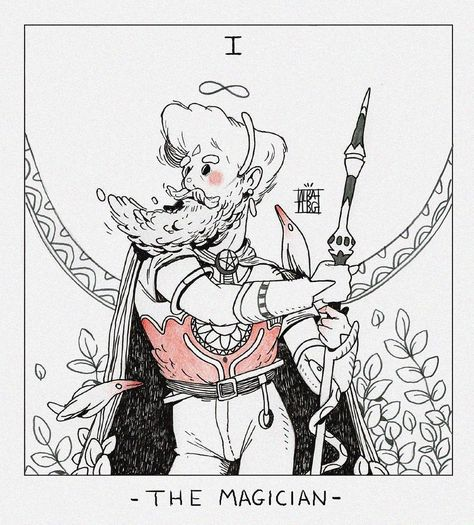• t h e m a g i c i a n • . Inktober day II . . #inktober #inktober2018 #ink #inktoberprompts #inktoberday2 #lineart #tarotinktober #themagician #tarotdeck #tarot #illustrationartists #traditionalillustration #malecharacter #penandink #fantasyart #characterdesign #sketch #sketchbook #comicart #inkdrawing #drawing #environmentart #conceptart #originalcharacter #costumedesign #mystic #inkfeature #inksketch #drawtober2018 #childrenillustration