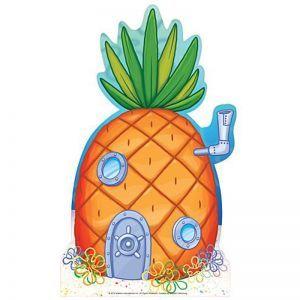Pineapple House Spongebob Drawings Spongebob Painting
