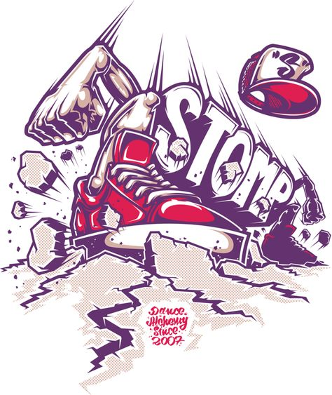STOMPING STOMP!