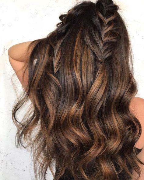 Yeni Bir Sac Rengi Trendi Cikolata Golgeli Sac Renkleri 2019 2020 Trendler Ve Moda Hairstyles Hairstyles2019 Haircol Golgeli Sac Sac Renkleri Sac Rengi