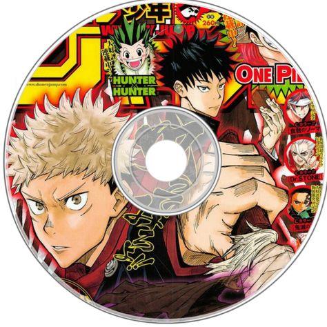 Jujutsu Kaisen CD