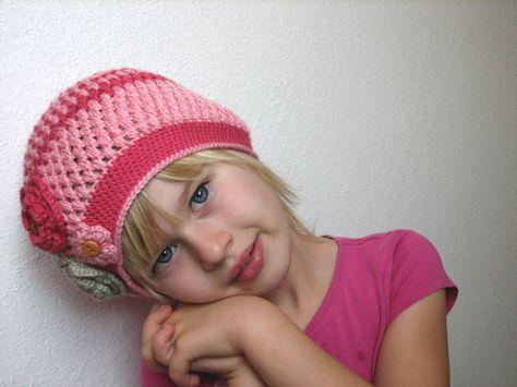 d7042d5c511 Crochet Pattern - Slouchy Spring Hat