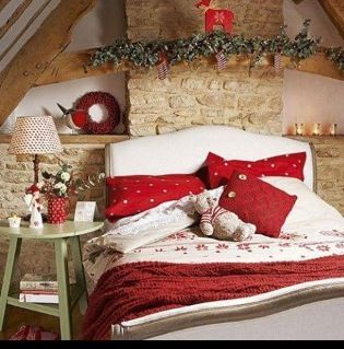 would love to decorate the whole house for christmas..maybe one day :)